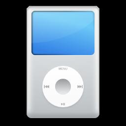 White Apple IPod IconIpod Clipart