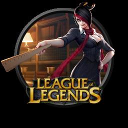 League Of Legends Fiora Headmistress Icon Png Clipart Image Iconbug Com