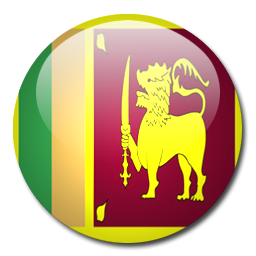 Image result for Sri Lanka flag button