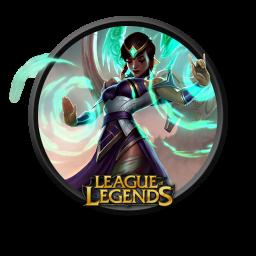 League Of Legends Karma Icon Png Clipart Image Iconbug Com
