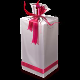 Tall Christmas Gift Icon Png Clipart Image Iconbug Com
