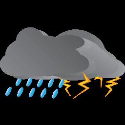 Thunder Storm Clip Art | www.pixshark.com - Images ...