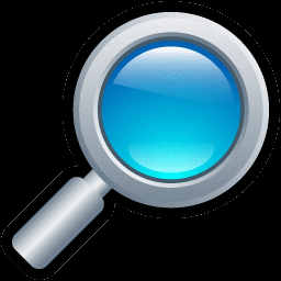 Large Magnifying Glass Icon Png Clipart Image Iconbug Com