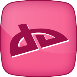 Pink Deviantart Hover Icon Png Clipart Image Iconbug Com