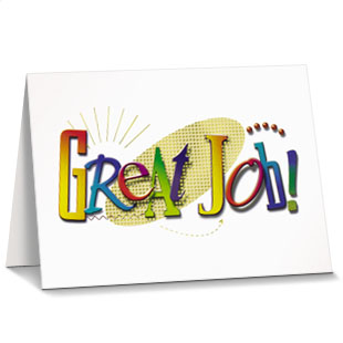 Great job greeting card icon png clipart image iconbug format png m4hsunfo
