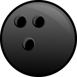 Bowling Ball Icon Png Clipart Image Iconbug Com