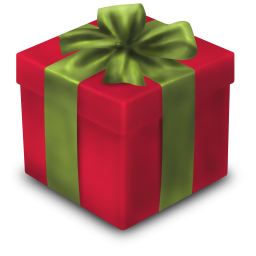 3d Christmas Gift Red Icon Png Clipart Image Iconbug Com