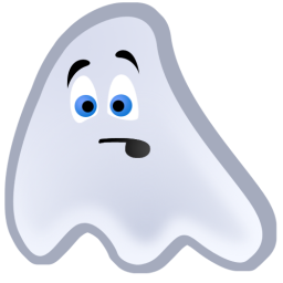Cute Ghost Icon, PNG ClipArt Image | IconBug.com
