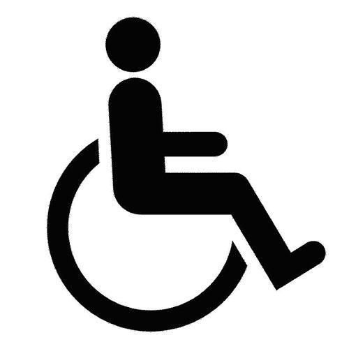 handicap logo icon png clipart image iconbug com
