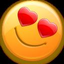 Výsledek obrázku pro love smile png