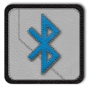 Leather Bluetooth Icon Png Clipart Image Iconbug Com