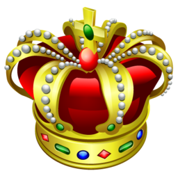 Crown Icon Png Clipart Image Iconbug Com