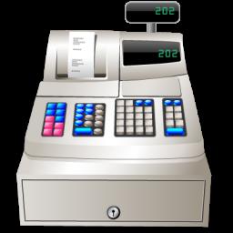 Cash Register Icon Png Clipart Image Iconbug Com