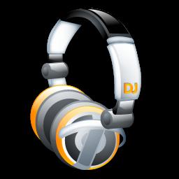 Dj Headphones Icon Png Clipart Image Iconbug Com