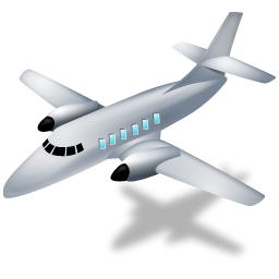 Aircraft Icon PNG ClipArt Image