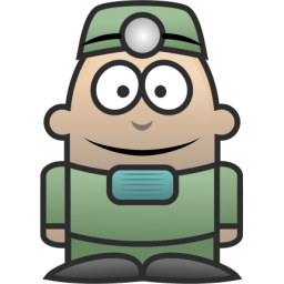 Little Doctor Icon Png Clipart Image Iconbug Com