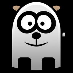 Smiling Panda Icon Png Clipart Image Iconbug Com
