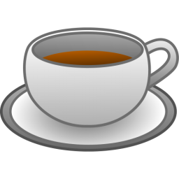 Cup Of Coffee Icon Png Clipart Image Iconbug Com