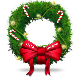 Christmas Reef Png.Christmas Wreath Icon Png Clipart Image Iconbug Com