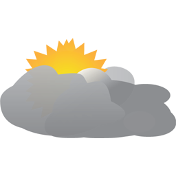 Cloudy Sky Icon Png Clipart Image Iconbug Com