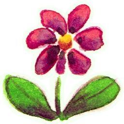 Watercolor flower icon png clipart image iconbug watercolor flower icon mightylinksfo Choice Image