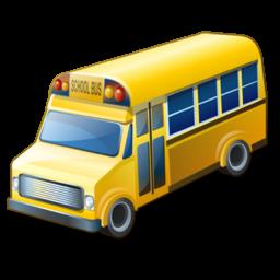School Bus Icon Png Clipart Image Iconbug Com