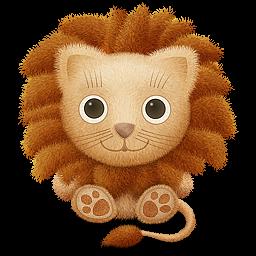 Lion Doll Icon Png Clipart Image Iconbug Com