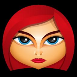 Black Widow Head Icon Png Clipart Image Iconbug Com
