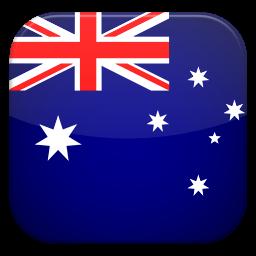 Australia Flag Icon, PNG ClipArt Image | IconBug.com