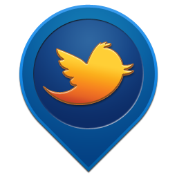 Twitter Pin Icon Png Clipart Image Iconbug Com
