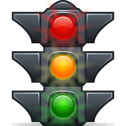 Traffic Light Icon PNG ClipArt Image