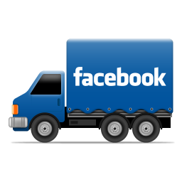 Facebook Delivery Icon Png Clipart Image Iconbug Com