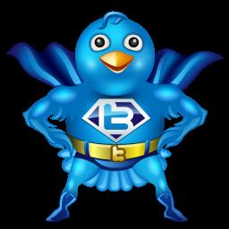 Super Twitter Icon Png Clipart Image Iconbug Com