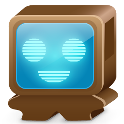Monitor Monster Icon Png Clipart Image Iconbug Com