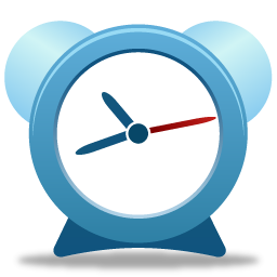 blue clock icon png. format png blue clock icon png k