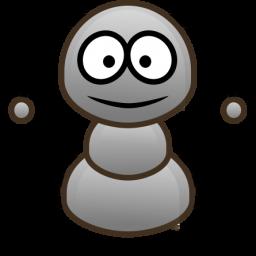 Cute Black Ant Icon Png Clipart Image Iconbug Com