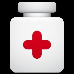 Medicine Bottle Icon Png Clipart Image Iconbug Com