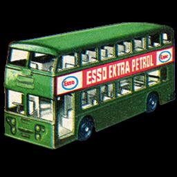 Toy Daimler Bus Icon Png Clipart Image Iconbug Com