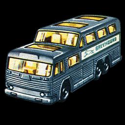 Toy Greyhound Bus Icon Png Clipart Image Iconbug Com