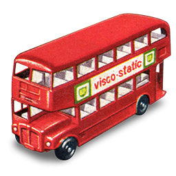 Toy London Bus Icon Png Clipart Image Iconbug Com