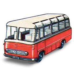 Toy Bus Icon Png Clipart Image Iconbug Com