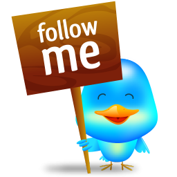 Follow Me Bird Icon Png Clipart Image Iconbug Com