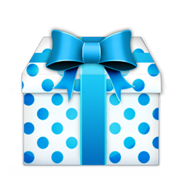 Christmas Present Icon Png Clipart Image Iconbug Com