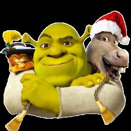 Shrek Christmas.Shrek Christmas Icon Png Clipart Image Iconbug Com