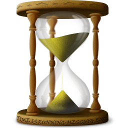 Hourglass icon  Old 3D Hourglass Icon, PNG ClipArt Image | IconBug.com
