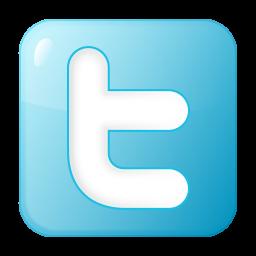 Light Blue Twitter Icon Png Clipart Image Iconbug Com