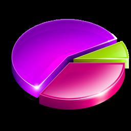 pie chart icon png clipart image iconbug com rh iconbug com pie chart slice clipart Simple Pie Chart
