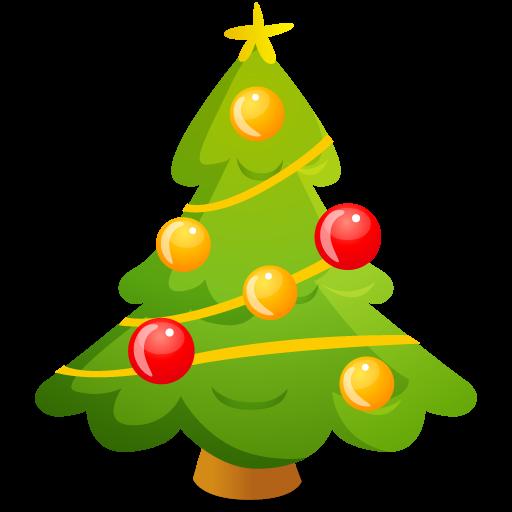 Christmas Tree Png Images.Cute Xmas Tree Icon Png Clipart Image Iconbug Com