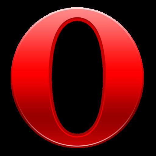 Resultado de imagen para opera icon png